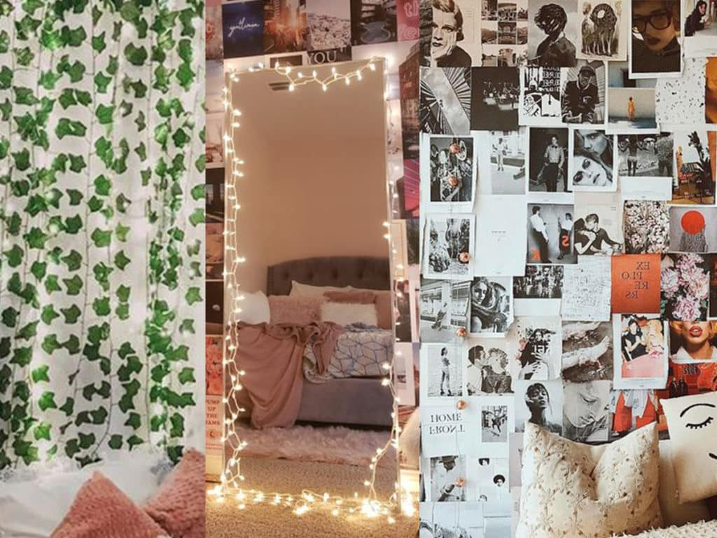 From fresh flowers to bright pink bedding, use this transformational color to enhance any bedroom. 21 Aesthetic Bedroom Ideas Best Aesthetic Bedroom Decor Photos