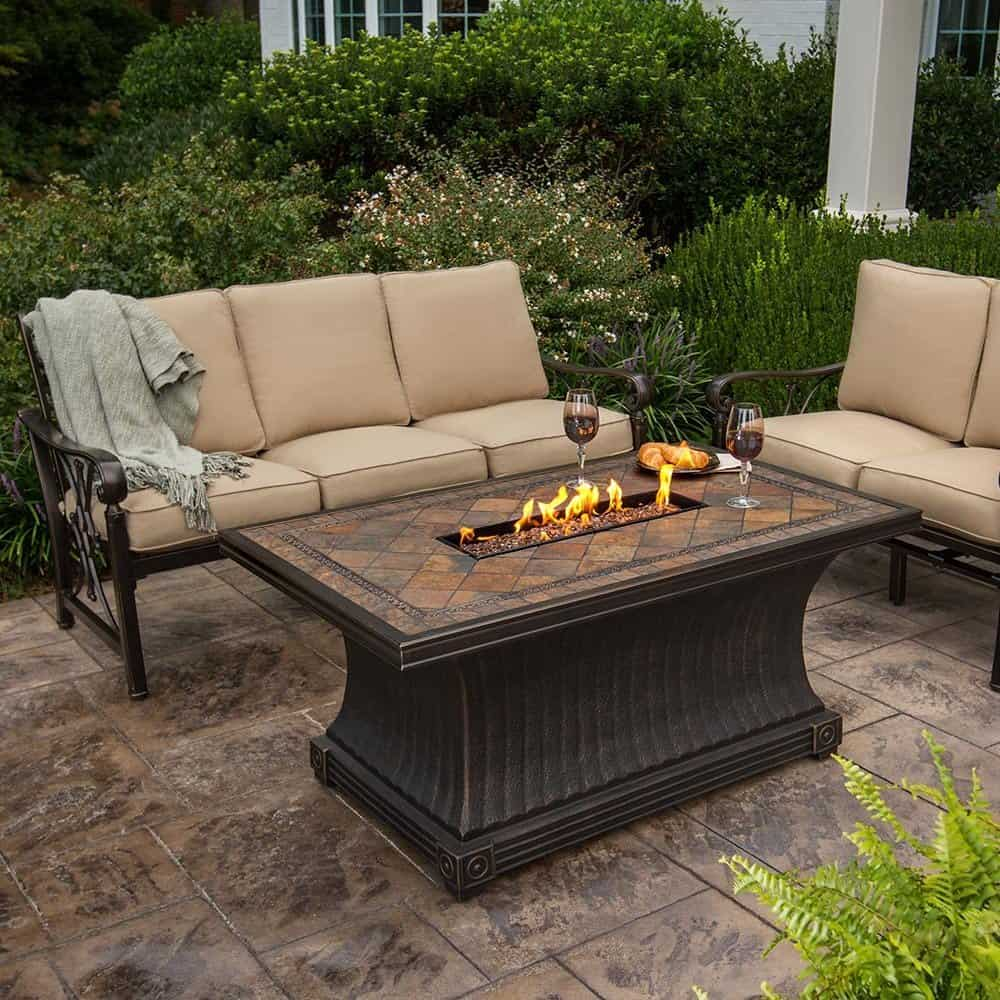 The Perfect Backyard Fire Pit (IDEAS, STYLES, & TIPS)