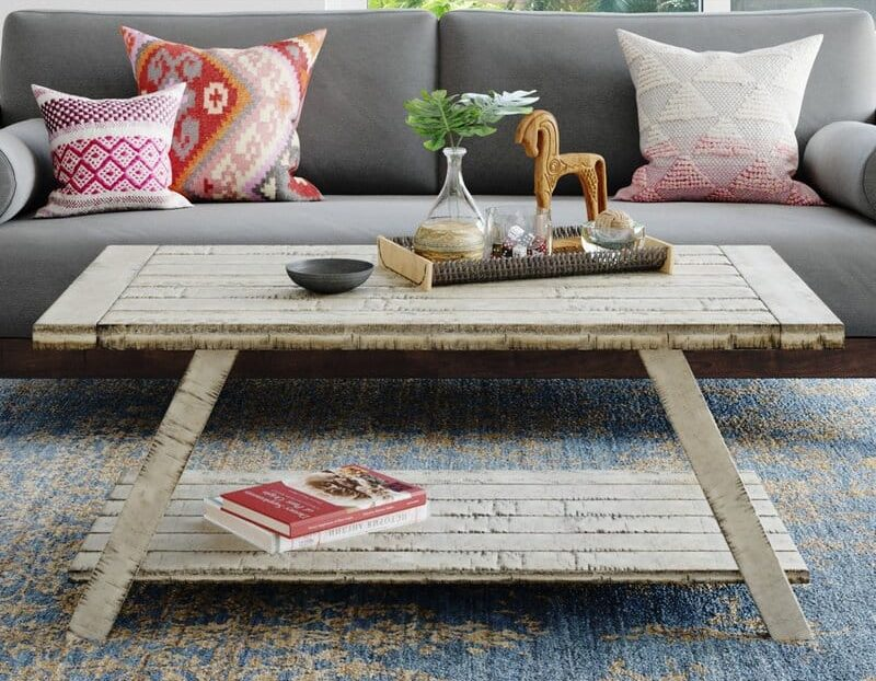 21 best distressed coffee table ideas