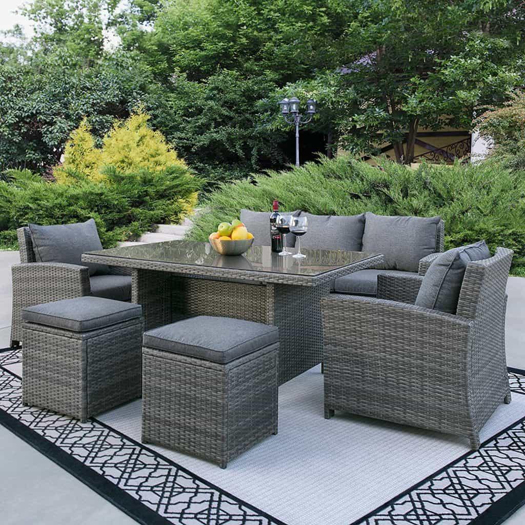 50 best outdoor wicker furniture ideas