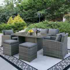 Wicker Patio Chair Set Reclining With Ottoman 50 Tips And Ideas For Choosing Outdoor Furniture Photos