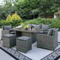 50 Tips & Ideas for Choosing Outdoor Wicker Furniture [PHOTOS]