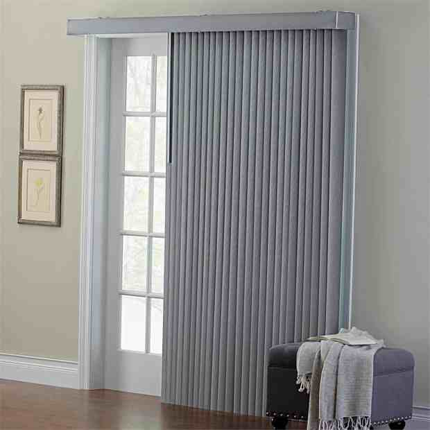 Sliding Glass Door Vertical Blinds Home Design Ideas