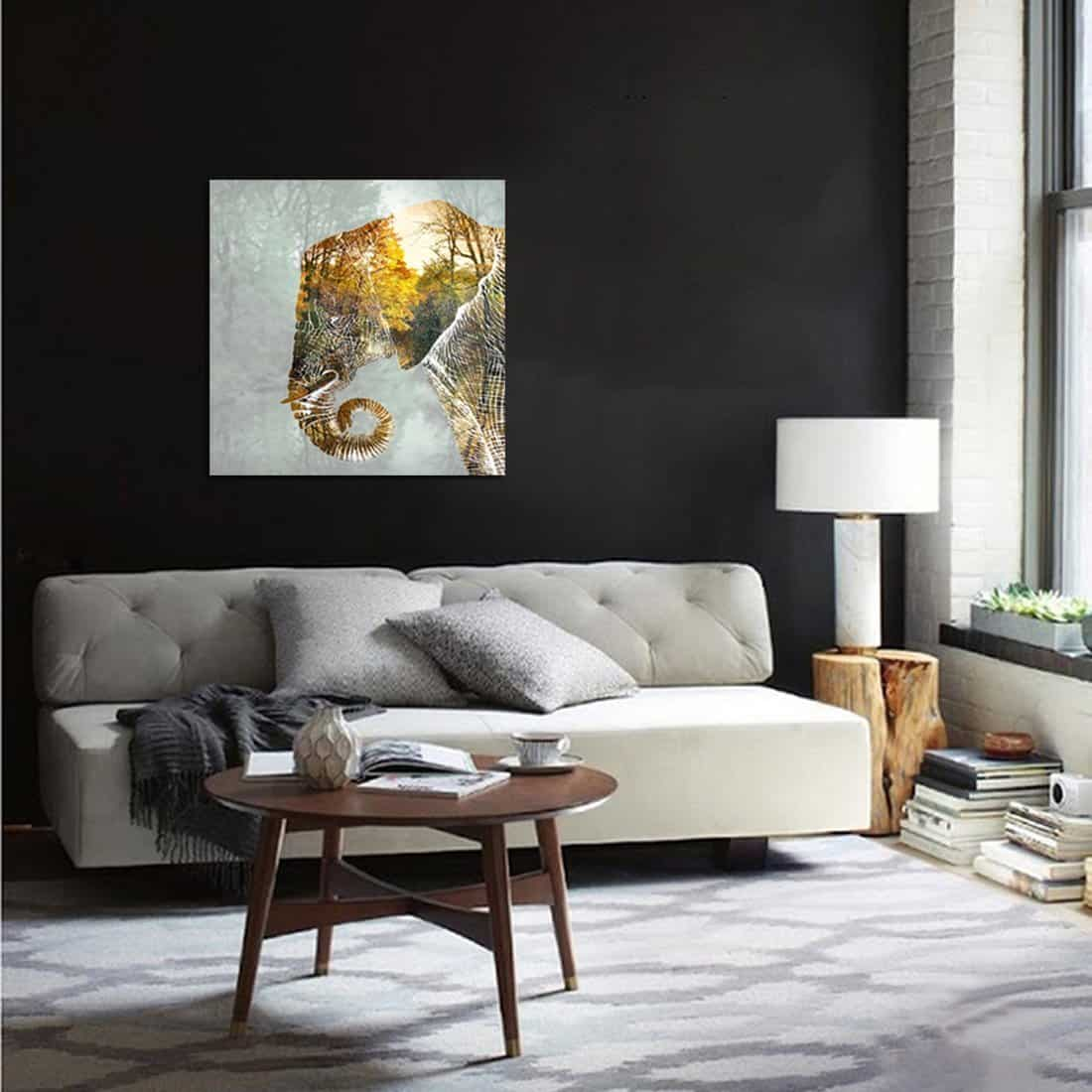 Elephant Living Room Accessories