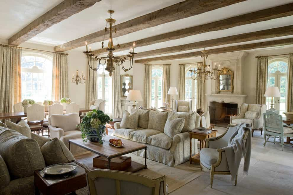 French Country Accents Home