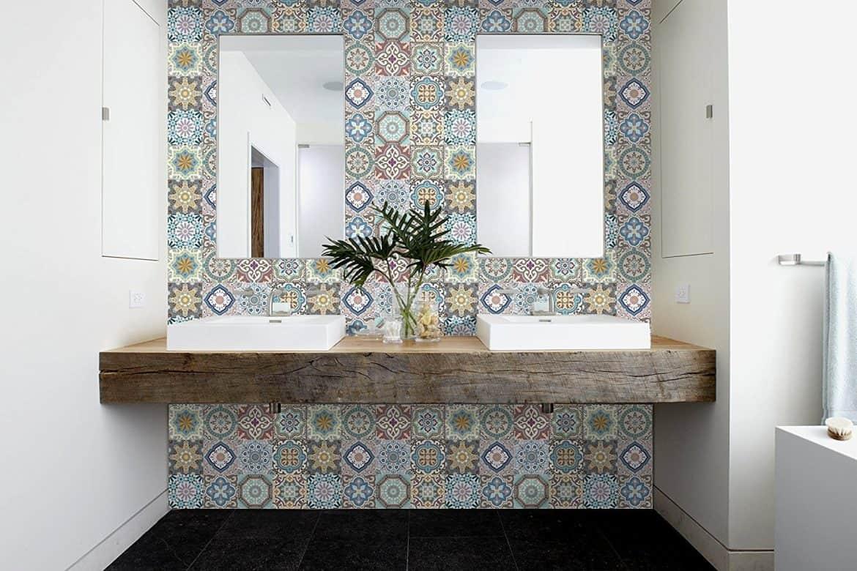 Can You Use Vinyl Flooring On Bathroom Walls ANSWERED W