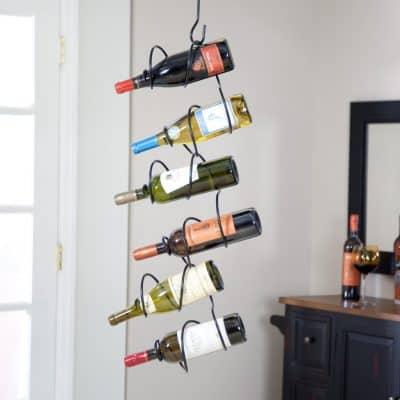 creative wine racks and wine storage