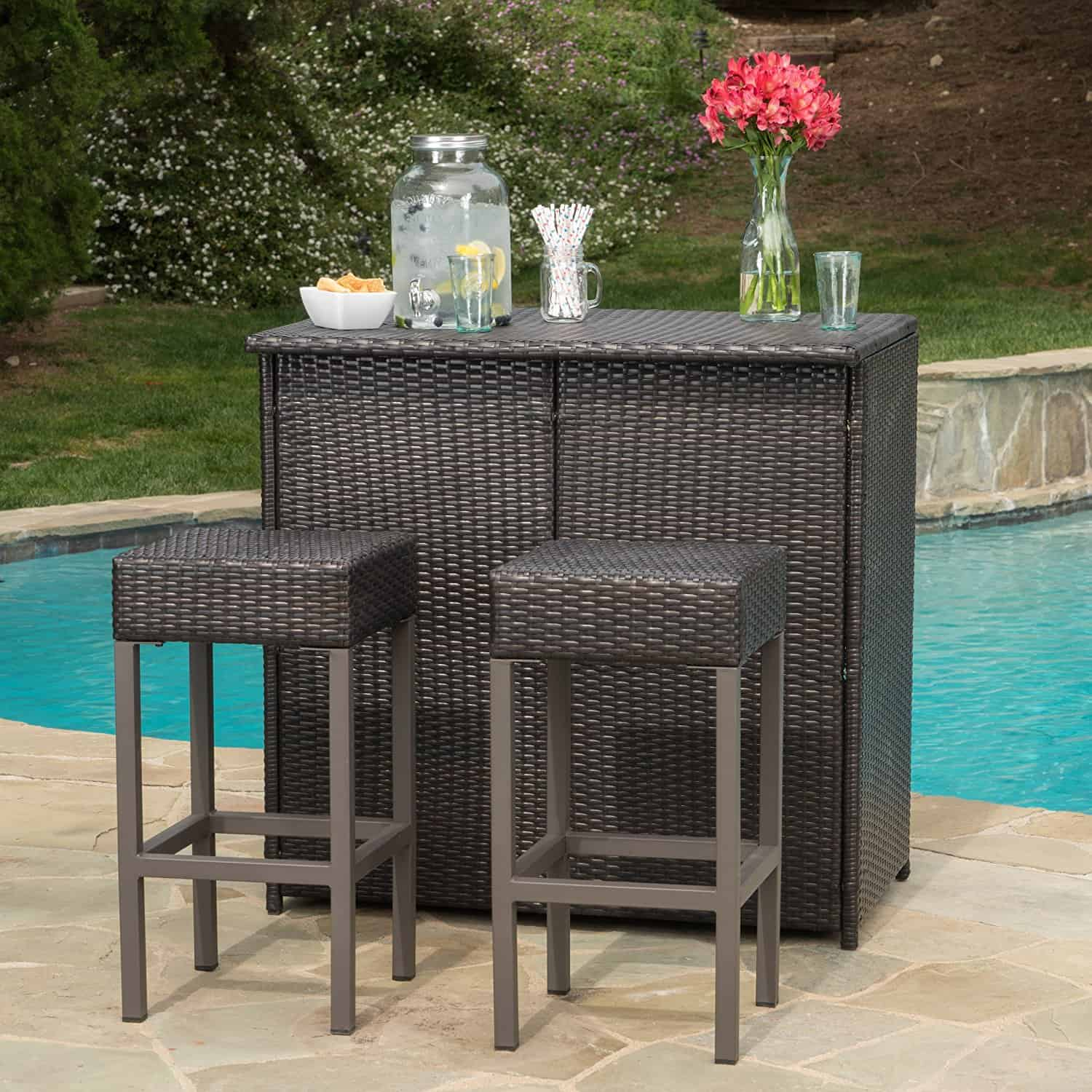 outdoor patio bar sets furniture year of clean water rh yearofcleanwater org