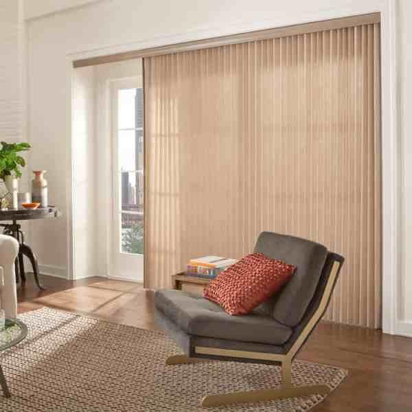 Sliding Glass Door Window Treatments Blinds