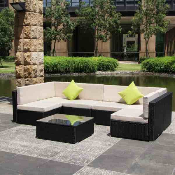 outdoor wicker patio furniture 50 Tips & Ideas for Choosing Outdoor Wicker Furniture [PHOTOS]