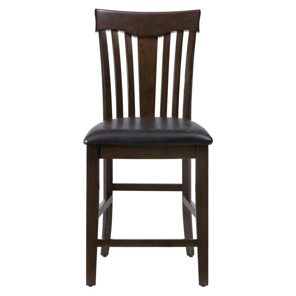 Mirandela Birch Counter Height Chair  Set of 2  836