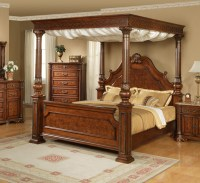 Canopy Bedroom Set | myideasbedroom.com