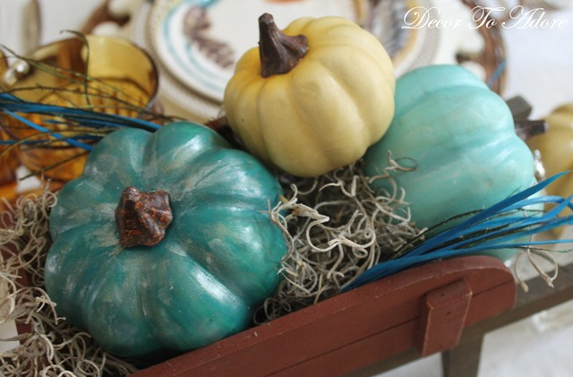 Fall Wallpaper With Pumpkins A Fast Refresh For Tired Faux Pumpkins Decor To Adore