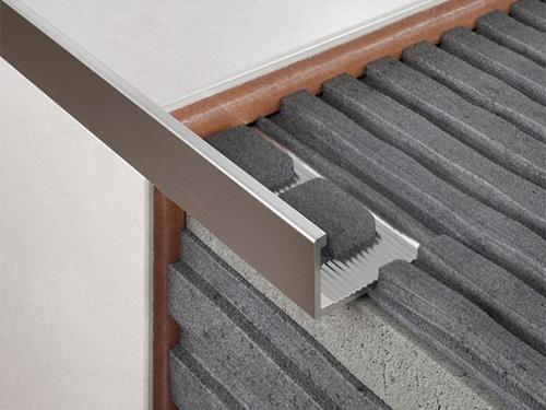 edge trim manufacturer stair nosing