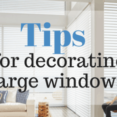 How To Decorate Large Living Room Windows Wall Decor Above Tv Tips For Decorating Decorview