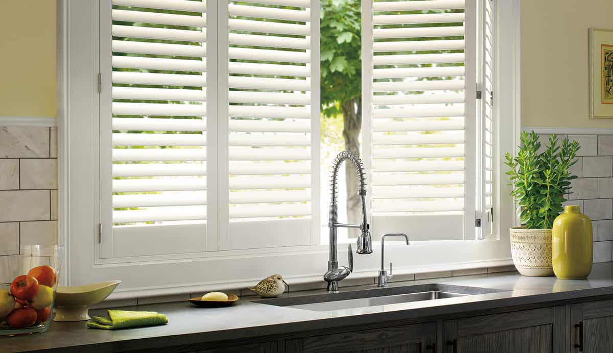 Custom Polysatin Shutters For Your Home  Decorview