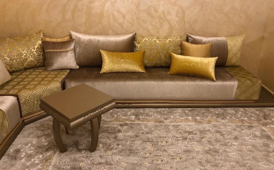 coussins pour salon marocain style