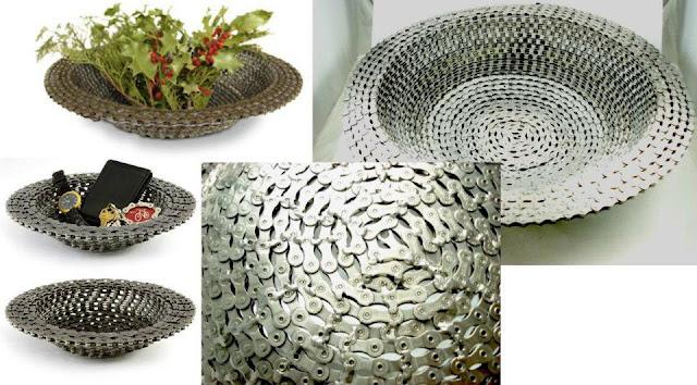 DecoSantis  Manualidades e ideas con materiales de reciclaje