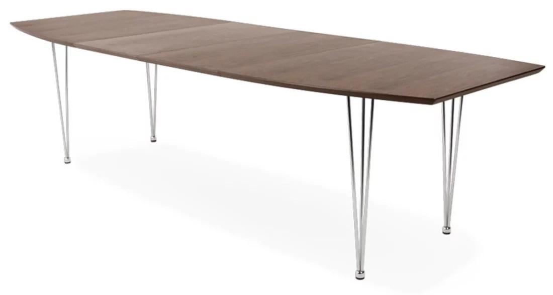 table extensible 12 personnes en bois