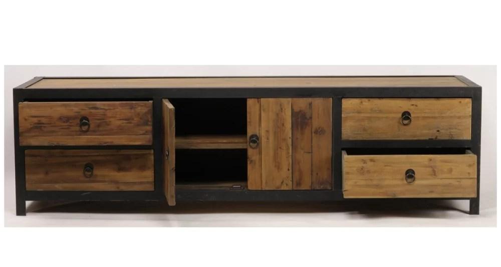 meuble tv industriel springtime