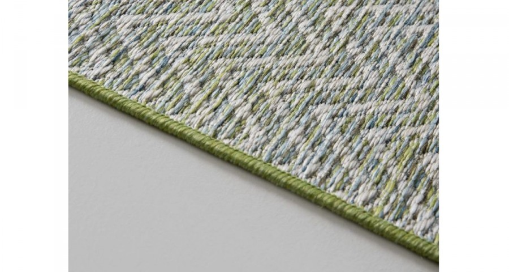 tapis sirocco vert anis pour interieur et exterieur