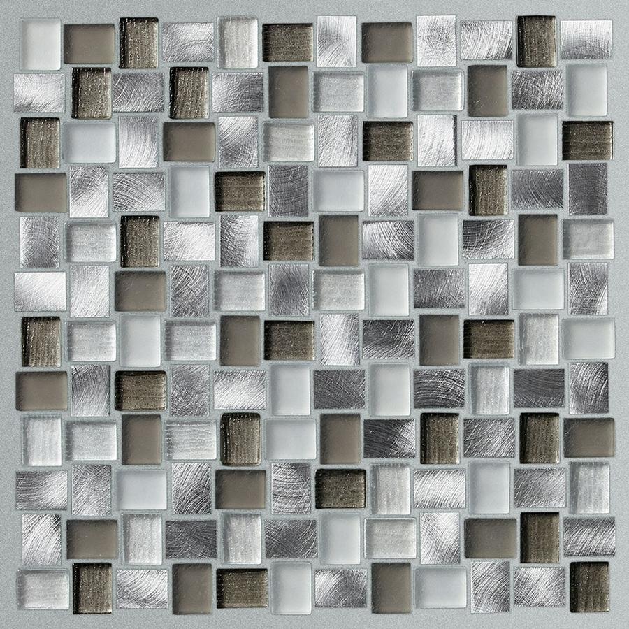 Mosaique De Verre D Aluminium Deco Surfaces