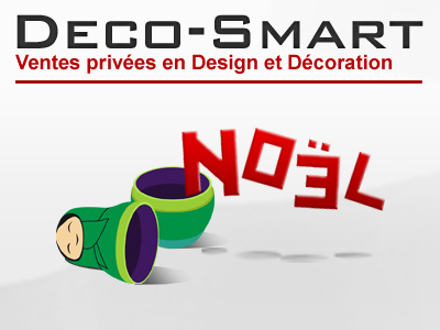 Deco Smart ventes privées déco design