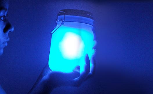 Lanternes design - La lanterne solaireMoon Jar
