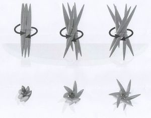 Porte couteaux : les couteaux design Mikado