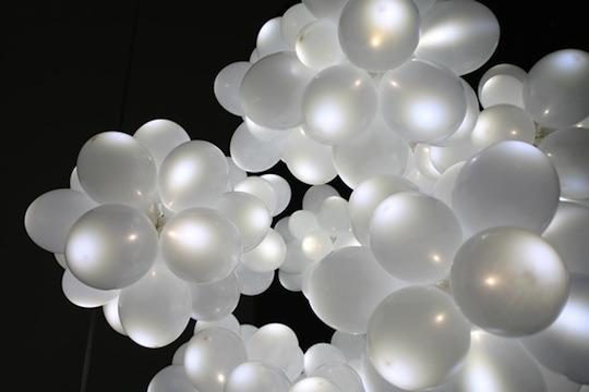 Lampes design -Balloon Lamp