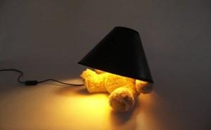 lampe Ourson en Peluche