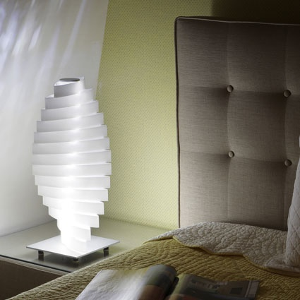 Lampes design -Opus Moderato de Gladys et Gabriel Nistor 1