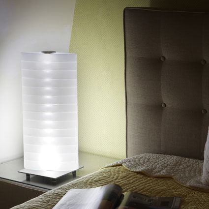 Lampes design -Opus Moderato de Gladys et Gabriel Nistor 2