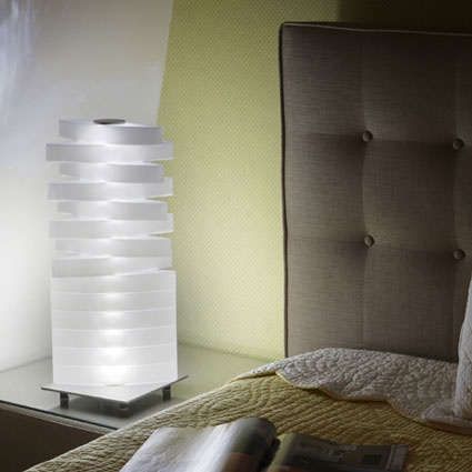 Lampes design -Opus Moderato de Gladys et Gabriel Nistor 3