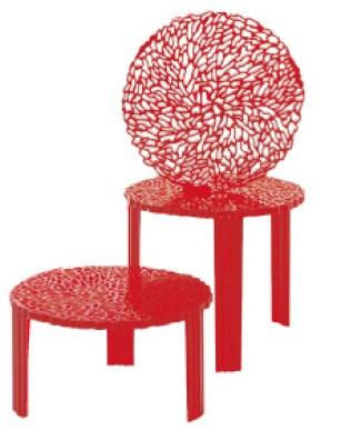 T-Table Alto by Patricia Urquiola