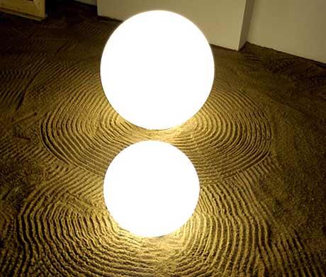 lampe design Globe  Loved By