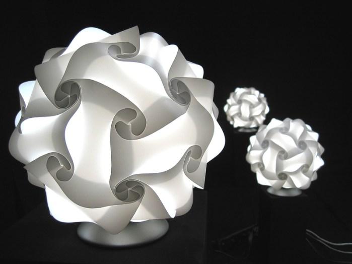 lampe de table COL Lujan + Sicilia