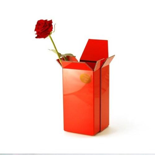 Vase pas cher -Le vase paquet-cadeau