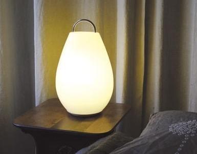 Luau lampe nomade