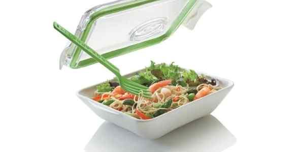 """Lunch box """"bon appétit"""""""