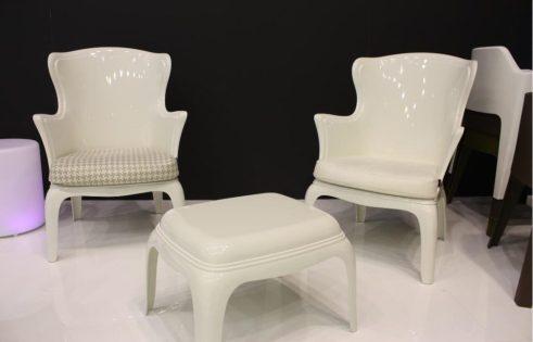 fauteuil design Pasha
