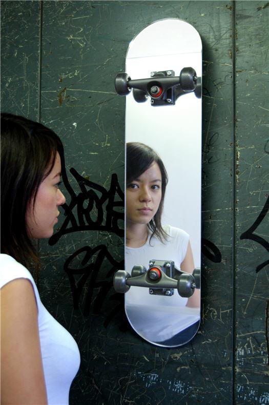 Miroir original - Le miroir skate
