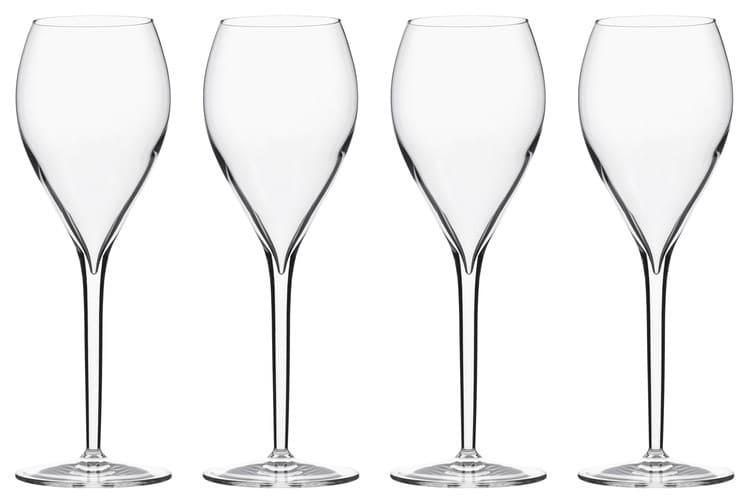 Italesse flutes à champagne Privé