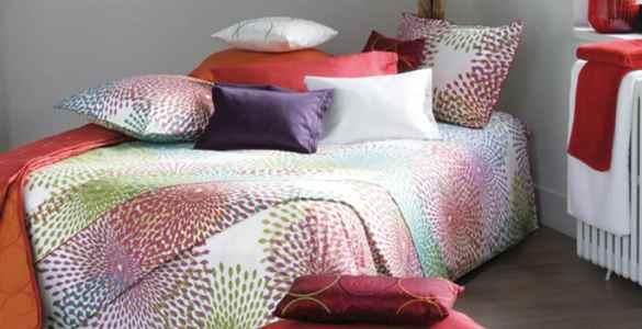 Alexandre Turpault parure de lit Wax