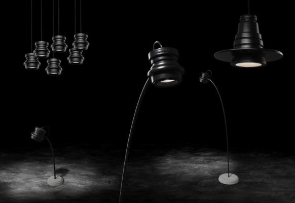 Lustre cuisine - La suspension Tool by Foscarini