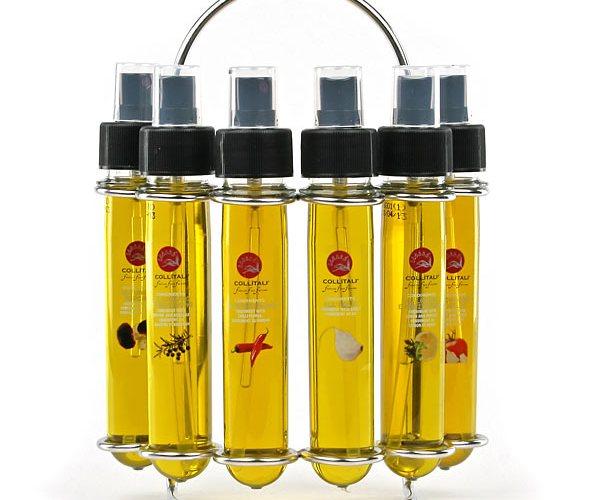 farandoles de vinaigres d'huile d'olive