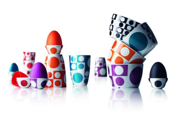 Tasses design - Les tasses thermos Geometri 1
