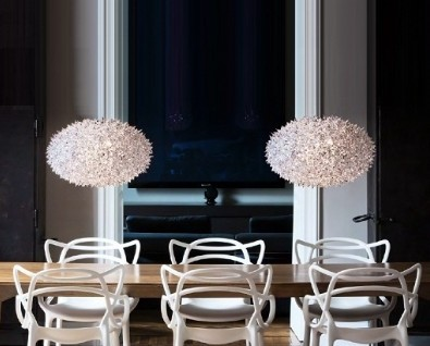 Bloom collection luminaires Ferruccio Laviani Kartell