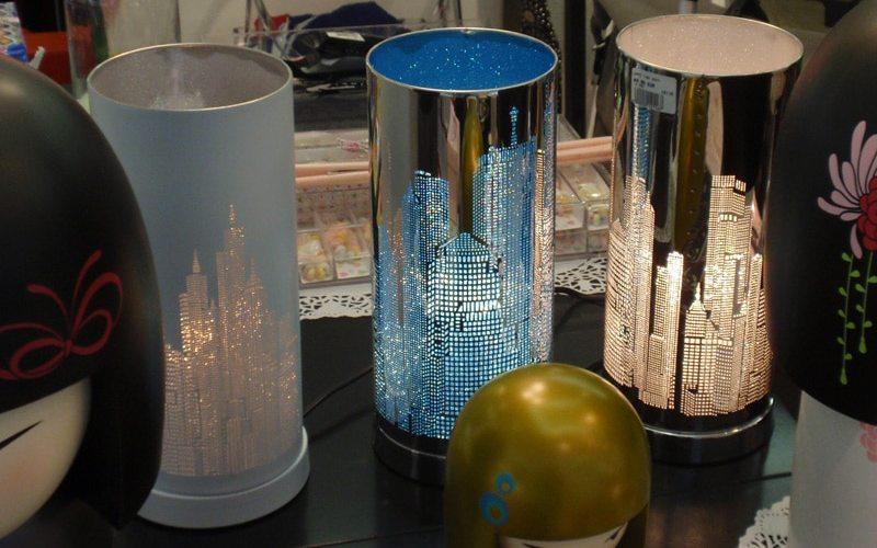 lampe Tupe Buildings