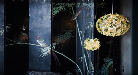 Bloom collection luminaires Ferruccio Laviani Kartell